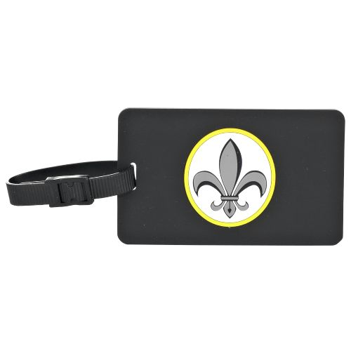 Magellan Outdoors™ Fleur-De-Lis Luggage Tag
