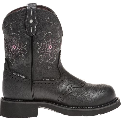 Display product reviews for Justin Women's Gypsy® Steel-Toe Work Boots