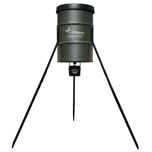 Wildgame Innovations 55-Gallon Tripod Feeder