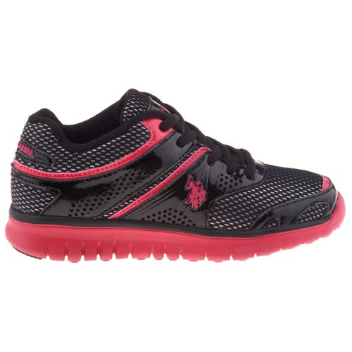 U.S. Polo Girls' Maia Athletic Lifestyle Shoes