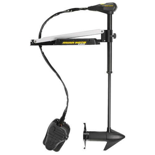 Display product reviews for Minn Kota® Edge 45 Freshwater Bow-Mount Foot-Control Trolling Motor