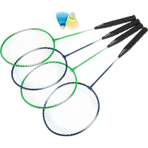 Display product reviews for Superior 4-Player Badminton Racquet Set