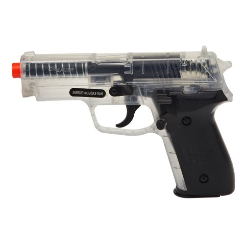 Image for Soft Air USA SIG SAUER P228 Spring-Powered Air Pistol from Academy