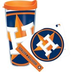 Tervis Houston Astros 24 oz. Tumbler with Lid - view number 1