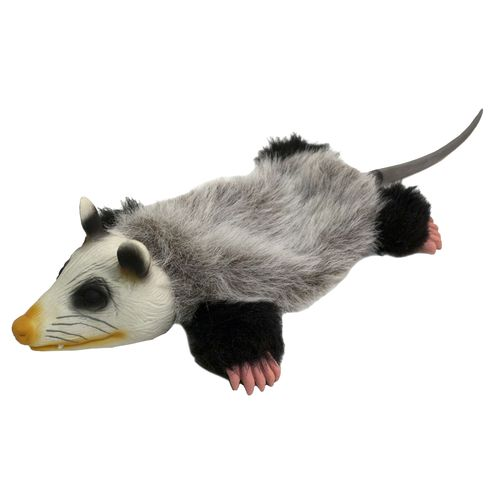 Display product reviews for Hyper Pet™ Real Skinz™ Opossum Dog Toy