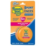 Banana Boat® Sport Performance Faces SPF 50 Clear Zinc Sunscreen