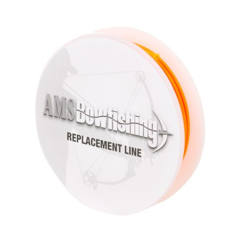 AMS 200 lb. - 25 yards Braided Dacron Replacement Bowfishing Line