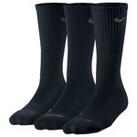 Nike Boys' Dri-FIT Crew Socks 3-Pair