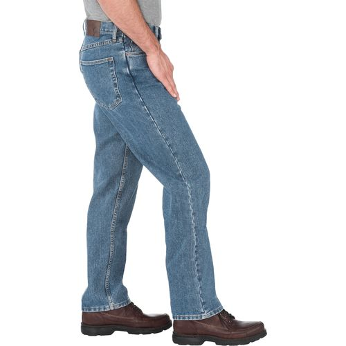 Magellan Outdoors Men's 5 Pocket Relaxed Fit Jean - view number 3