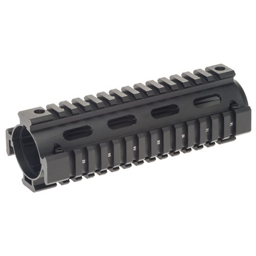 "Display product reviews for Firefield Carbine 6.7"" Quad Rail"