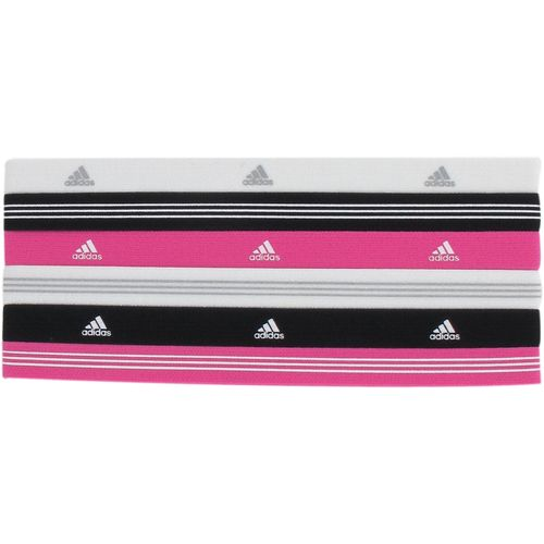 adidas™ Women's Sidespin Hairbands 6-Pack
