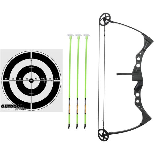 Outdoor Hunter Compound Bow Set