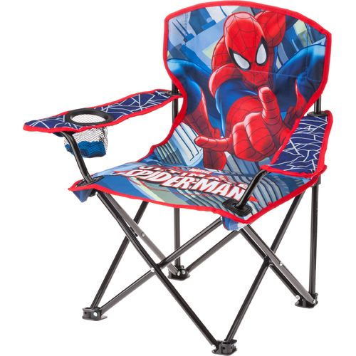 Marvel Kids' Spider-Man Camp Chair