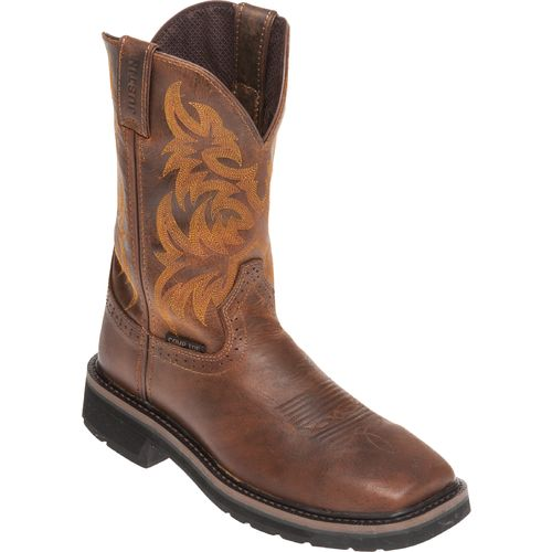 Justin Men's Tail Composition Toe Western Work Boots - view number 2