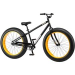 "Mongoose® Men's Brutus 26"" 1-Speed Fat Tire Bicycle"