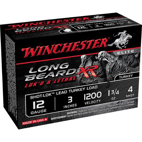 Winchester Long Beard XR 12 Gauge 3 inches 4 Shot Shotshells