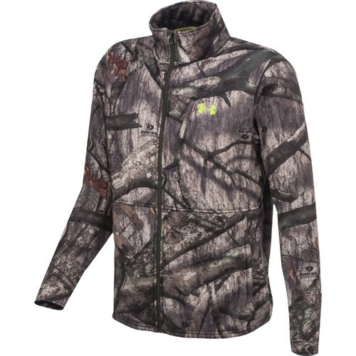 Under Armour  Men s Scent Control Armour  Fleece Full Zip Jacket