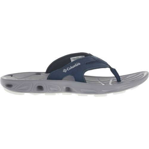 Columbia Sportswear Men s Techsun  Vent Leather PFG Flip Flops