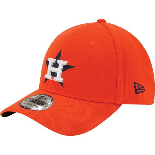 New Era Men's Houston Astros 39THIRTY Team Classic Cap