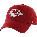 '47 Adults' Kansas City Chiefs Clean Up Cap