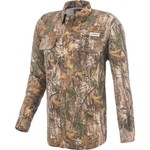 Magellan Outdoors™ Men's Laguna Madre Camo Long Sleeve Fishing Shirt