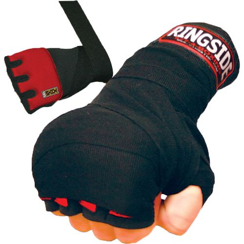 noob here] Is there a reason why people don't use boxing wrap gloves