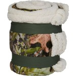 Mossy Oak Sherpa Break-Up® Reversible Throw