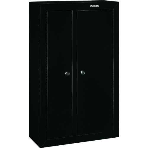 Stack on 10 gun double door security cabinet academy for 10 gun double door steel security cabinet