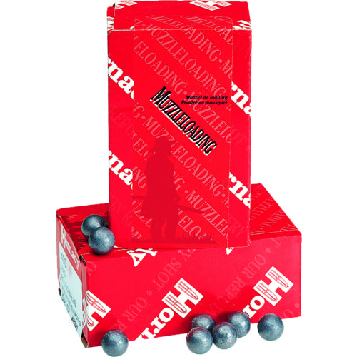 Hornady .451 Diameter Round Ball Bullets