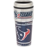 NFL Houston Texans 16 oz. Travel Tumbler