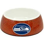 GameWear Seattle Seahawks Classic NFL Football Pet Bowl
