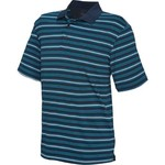 BCG™ Men's Yarn Dyed Short Sleeve Golf Polo Shirt