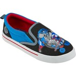 Marvel Boys' Transformers 2014 Slip-On Shoes