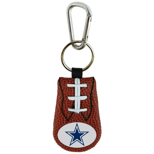 GameWear Dallas Cowboys Classic NFL Football Key Chain