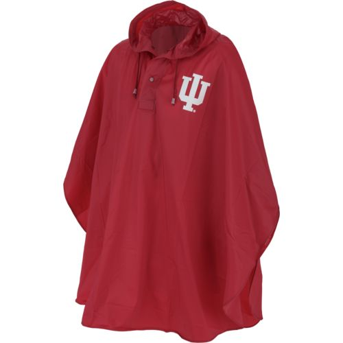 Storm Duds Adults' Indiana University Heavy-Duty Rain Poncho