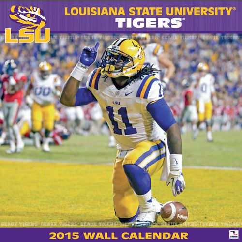 Turner Licensing NCAA 2014 Wall Calendar