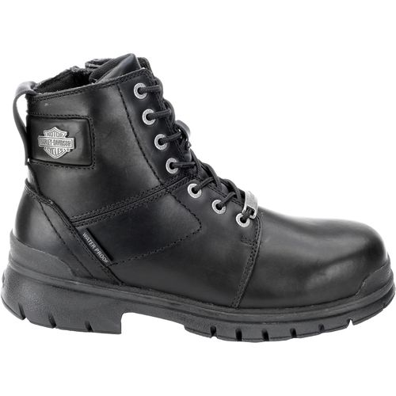Harley-Davidson Men's Gage Composite-Toe Boots
