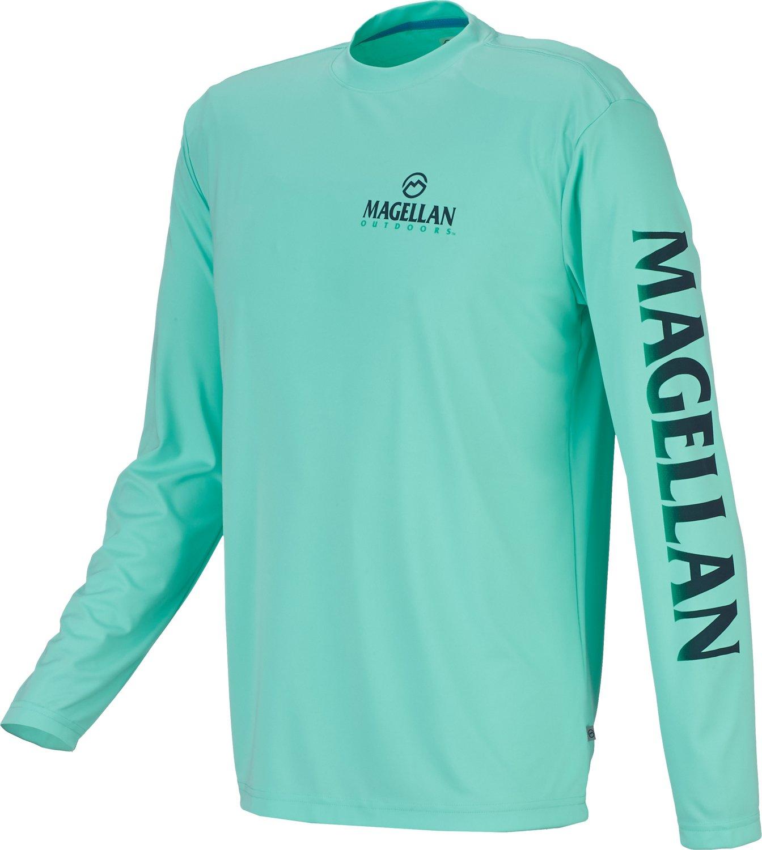 Magellan Outdoors™ Long Sleeve Performance Fishing Shirt