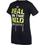 Under Armour® Boys' Real Field T-shirt