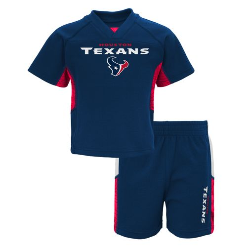 NFL Infant Boys' Houston Texans Power Grid Short Set