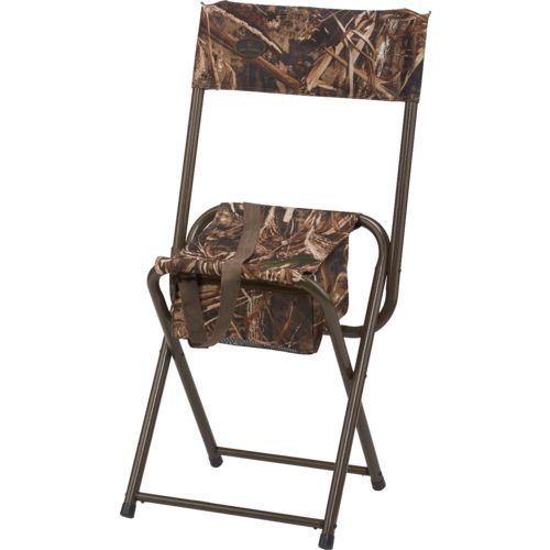 Game Winner® Waterfowl Stool with Back