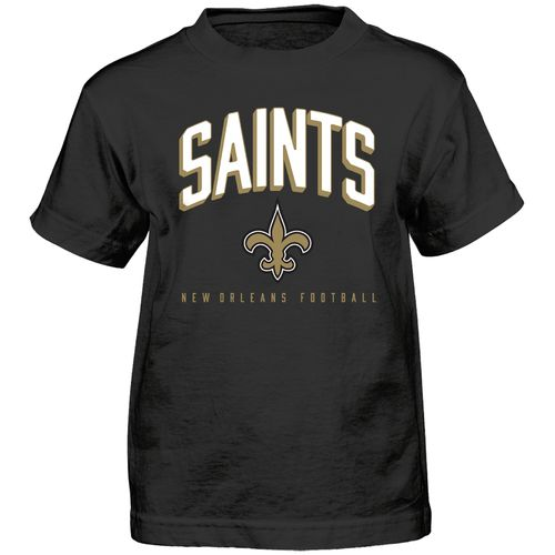 NFL Boys' New Orleans Saints Arch Standard T-shirt
