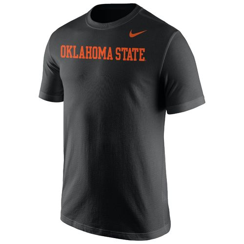 Nike Men's Oklahoma State University Wordmark T-shirt