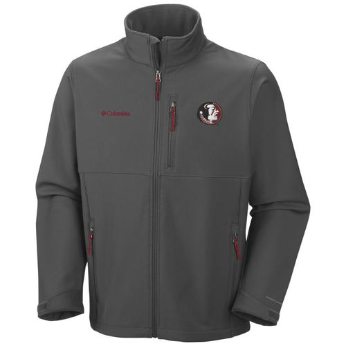 Columbia Sportswear Men's Florida State University Collegiate Ascender™ Softshell Jacket