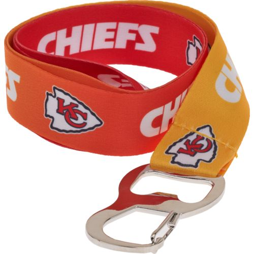 Pro Specialties Group Kansas City Chiefs Ombré Lanyard - view number 1