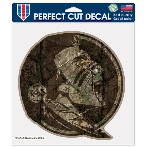 WinCraft Florida State University Perfect Cut Camo Decal