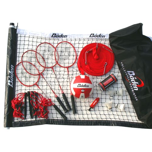 Display product reviews for Baden Champion Series Volleyball/Badminton Set