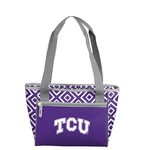 Logo Chair Texas Christian University Double Diamond 16-Can Cooler Tote