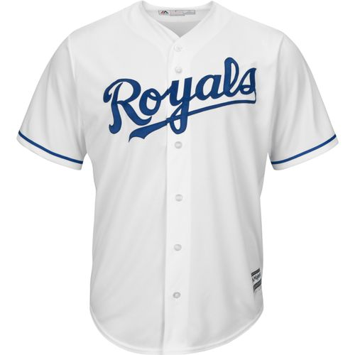 Majestic Men's Kansas City Royals Mike Moustakas #8 Cool Base® Jersey - view number 2