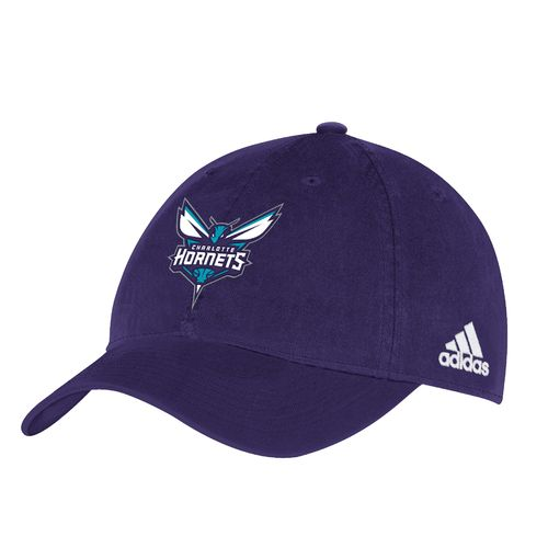 adidas™ Men's Charlotte Hornets Slouch Adjustable Cap